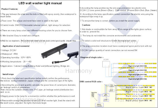 Easy Install IP65 Waterproof LED Step Lighting With CE CCC Certification