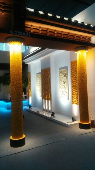 Outdoor LED Decoration Any Diameter Pole Lighting