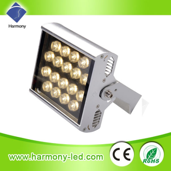 Waterproof Square IP65 9W LED Projection Lighting