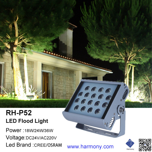 Waterproof IP65 High Bright Competitive Price 18W LED Flood Light