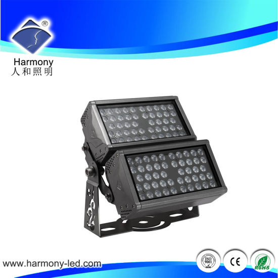 Waterproof RGB 24W Square LED Project Flood Lamp