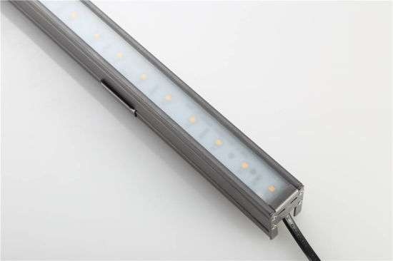 IP65 Waterproof 1000mm RGB SMD 353512W Linear LED Wall Washer