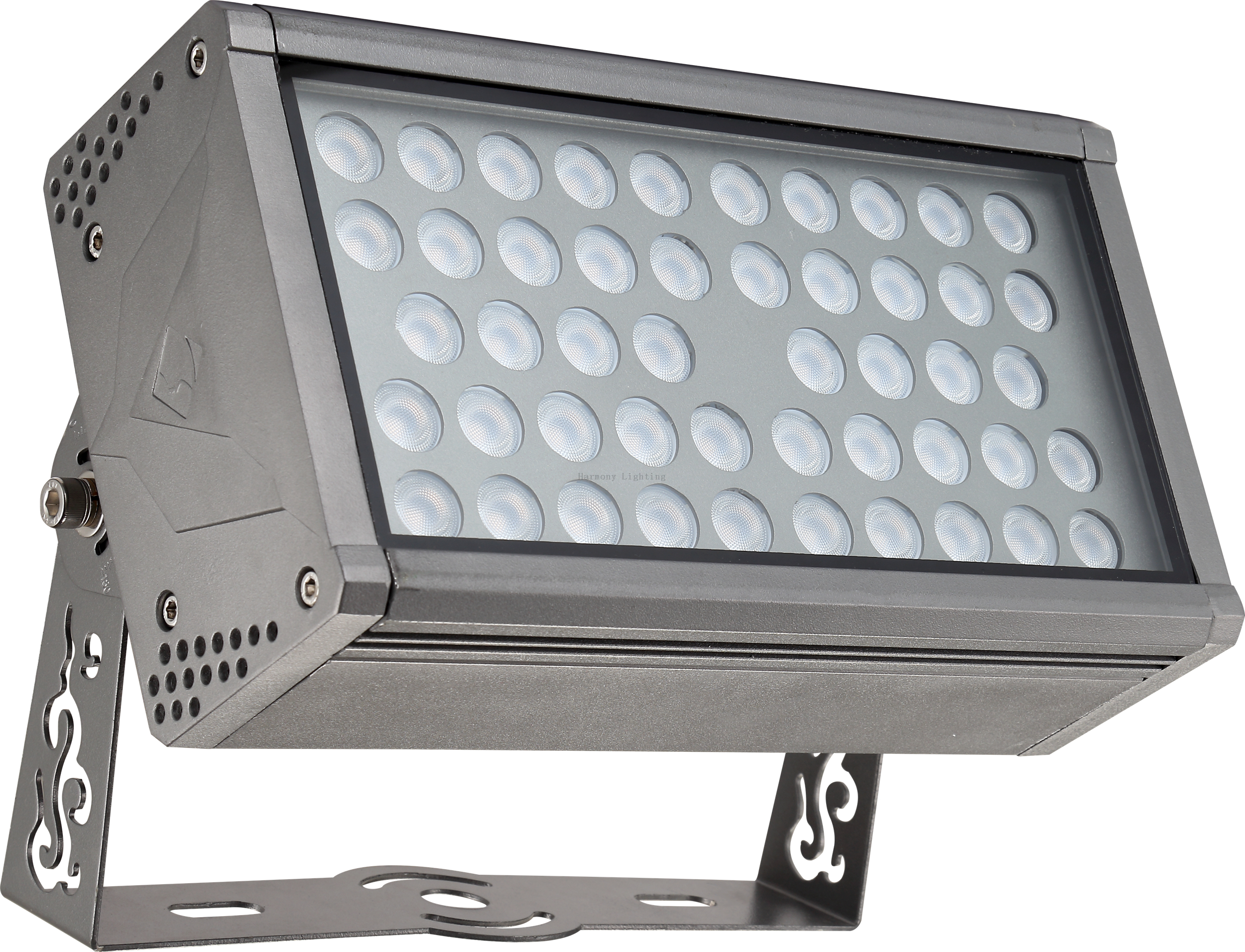 RH-P10 Light Fitting Architectural Floodlighting IP66 CE AC110 AC220 DC24 81W CREE LED High Brightness Waterproof Outdoor Project Flood Lamp Iluminacion Luminares